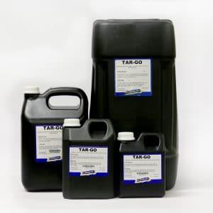 Tar-Go tar cleaner